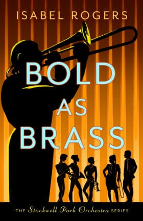 Cover artwork for Bold As Brass